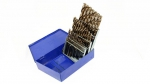 Drill Set, 29 Piece Turbomax Tip