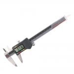 "Electronic Digital Caliper, 6"" Professional Quality"