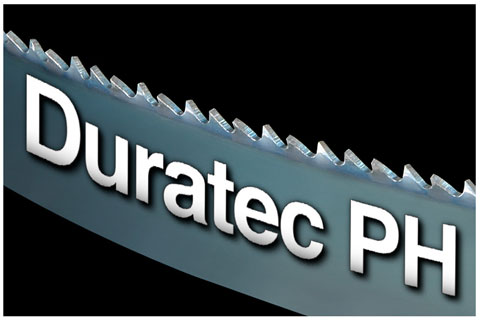 "Band Saw Blade, 64-1/2"" Duratec PH 10/S"