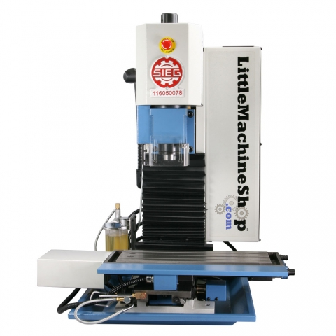 CNC Milling Machines from LittleMachineShop.com
