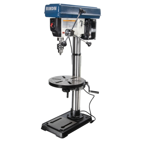"Drill Press, 13"" Bench Top, 16-Speed"