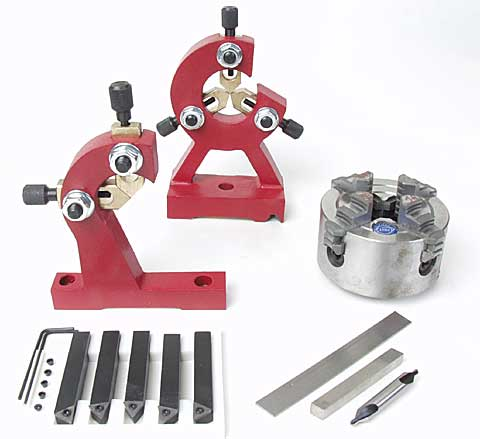 LittleMachineShop.com has all the accessories for your mini lathe. We ...